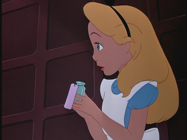 Dvd Review Alice In Wonderland Disney
